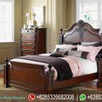 Set Kamar Tidur Klasik Mewah Terbaru KT-016