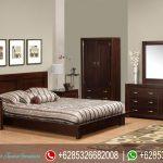 Furniture Kamar Tidur Set Jepara Minimalis Terbaru KT-025