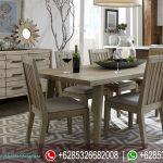 Furniture Jepara Meja Kursi Makan Minimalis Terbaru Casablanca MM-049