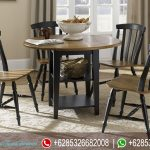 Furniture Jepara Meja Makan Set Terbaru American Style MM-050