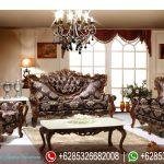 Sofa Tamu Special Mewah Terbaru Victorian Series SRT-023