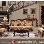 Set Sofa Tamu Ukir Europa Style Klasik Terbaru Victorian Series SRT-025