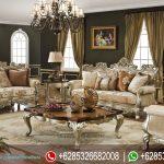 Set Kursi Sofa Tamu Ukir Mewah Terbaru Victorian Series SRT-026