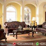 Set Sofa Tamu Jepara Modern Mewah Terbaru Victorian Series SRT-027