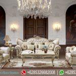Sofa Ruang Tamu Vintage Mewah Terbaru Versailles SRT-039