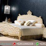 Tempat Tidur Set Ukir Mewah Terbaru Italian Style KT-095