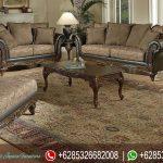 Set Kursi Sofa Tamu Mewah Terbaru Victorian Series SRT-028