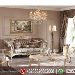 Sofa Tamu Set Mewah Terbaru Koltuk SRT-073