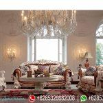 Set Kursi Sofa Tamu Klasik Victorian Murah Mewah Terbaru SRT-0092