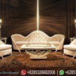Sofa Tamu Mewah Mebel Jepara Terbaru Vintage SRT-090