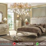 Kamar Tidur Set Klasik Modern Ukiran Jepara Mewah Terbaru Royal Palace KT-136