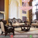Kursi Sofa Tamu Set European Design Classic Jati Mewah Terbaru SRT-134