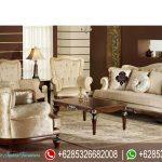 Kursi Sofa Tamu Set Jati Natural Klasik Mewah Terbaru SRT-148