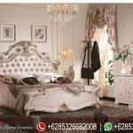 Set Kamar Tidur Eropa Klasik Mewah Terbaru Suite Royal KT-154