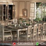 Set Kursi Makan Minimalis Klasik Modern Vintage Mewah Terbaru Rustic MM-218