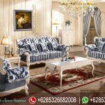 Set Kursi Sofa Tamu Antique Italian Style Mewah Terbaru SRT-150