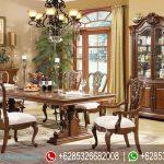 Set Meja Makan Minimalis Klasik Modern Marbella Mewah Terbaru MM-214