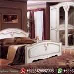 Tempat Tidur Set Klasik Modern Duco Mewah Terbaru Valeriya KT-181