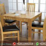Set Meja Makan Minimalis Balero Murah Terbaru MM-002