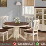 Set Meja Makan Modern Duco Murah Terbaru MM-012