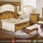 Furniture Tradisional Kamar Tidur Set Jepara Klasik Terbaru Luxurious KT-026
