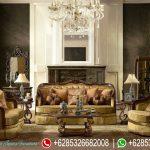 Sofa Ruang Tamu Set Jepara Ukir Mewah Terbaru Victoria Series SRT-004