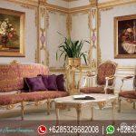 Sofa Tamu Jepara Set Klasik Mewah Terbaru Italy Series SRT-006