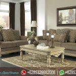 Sofa Tamu Jepara Klasik Mewah Terbaru Gostina SRT-011