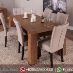 Kursi Makan Set Jepara Terbaru Dining Room MM-084