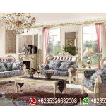 Sofa Tamu Eropa Klasik Mewah Terbaru French Style MM-062