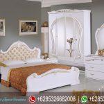 Kamar Tidur Set Mebel Jepara Terbaru Italian Style KT-089