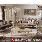 Sofa Tamu Ukir Mewah Klasik Terbaru Yaren Koltuk SRT-082