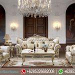 Sofa Tamu Mewah Klasik Eropa Terbaru SRT-083