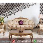 Sofa Tamu Mewah Terbaru Klasik Koltuk Takimi SRT-085