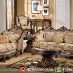 Sofa Tamu Mewah Murah Terbaru European Style SRT-086