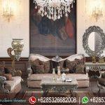 Kursi Sofa Tamu Set Klasik Ukiran Mewah Terbaru Victorian Series SRT-093