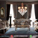 Set Sofa Ruang Tamu Klasik Model Italia Mewah Terbaru Raffaela SRT-115