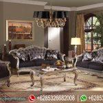 Set Sofa Tamu Ukir Klasik French Style Mewah Terbaru Versailles SRT-109