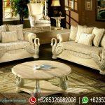 Sofa Ruang Tamu Model Angsa Ukiran Jepara Mewah Terbaru SRT-101