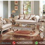Sofa Tamu Set Klasik Victorian Ukiran Mebel Jepara Mewah Terbaru SRT-106