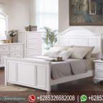 Tempat Tidur Set Minimalis Modern Terbaru Shabby KT-100