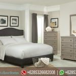 Tempat Tidur Set Minimalis Putih Terbaru Montana  Series KT-101