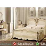 Set Kamar Tidur Klasik Modern Signorini Mewah Terbaru Royal Palace KT-157
