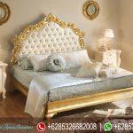 Set Tempat Tidur Mewah Klasik Model Eropa Terbaru Fenice Series KT-173