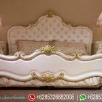 Tempat Tidur Mebel Jepara Klasik Modern Ukiran Mewah Terbaru Luxury KT-191