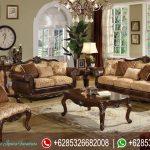 Set Kursi Sofa Tamu Jati Elegant Model Klasik Modern Mewah Terbaru SRT-169