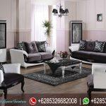 Set Kursi Sofa Ruang Tamu Mewah Model Minimalis Modern Terbaru Diana SRT-183