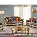 Set Kursi Sofa Tamu Mewah Unique Ukiran Mebel Jepara Klasik Terbaru Nerosa SRT-215