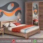 Set Tempat Tidur Jepara Minimalis Jati Mewah Terbaru Garda KT-228